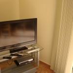 Flachbild-TV mit intern. Senderempfang