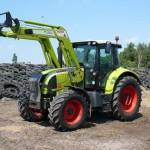 Bei uns kann man Traktor fahren -für groß & klein